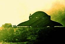 Le crash d'un OVNI en Forêt Noire en 1936
