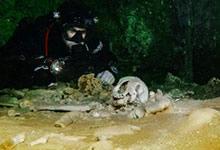 Les grottes du Yucatan